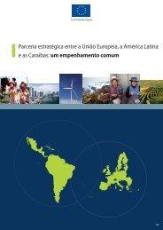 Parceria estratégica entre a União Europeia, a América ... - Europa