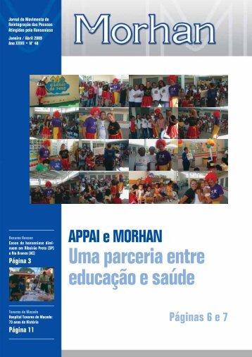 Uma parceria entre educação e saúde - Morhan