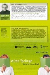 Einladung + Programm - Literarisches Colloquium Berlin