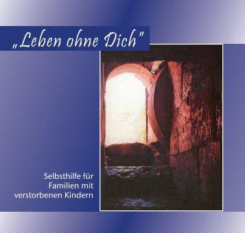 Leben ohne Dich Broschüre 2012