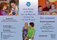 Ehrenamt - Lebenshilfe Bühl eV