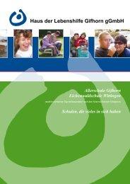Unser Auftrag - Lebenshilfe-Gifhorn