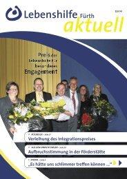 02/2010 - Lebenshilfe Fürth eV