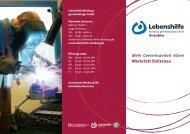 Werkstatt Stolzenau - Lebenshilfe Nienburg