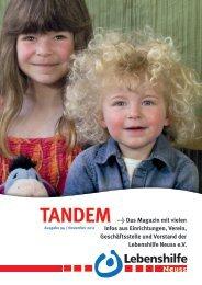 Ausgabe 94 /November 2011 - Lebenshilfe Neuss