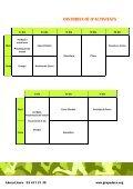 Casa de colònies LES TALLADES CANVI CLIMÀTIC - Grup Educa - Page 7