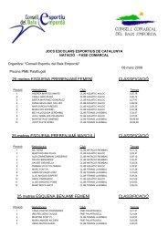 Resultats Fase Comarcal - ESQUENA - (e726.pdf) - Consell ...