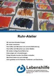 Ruhratelier - Lebenshilfe Waltrop
