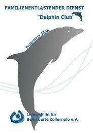 Delphin Club - Lebenshilfe für Behinderte Zollernalb e.V.