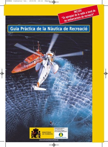 Guia Pràctica de la Nàutica de Recreació - Salvamento Marítimo