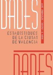 NUM. 3 - JULIOL - SETEMBRE 2011 - Ajuntament de València