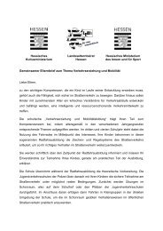 einen Brief an die Eltern - Landeselternbeirat von Hessen