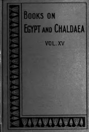 Egypt under the Sates, Persians, and Ptolemies