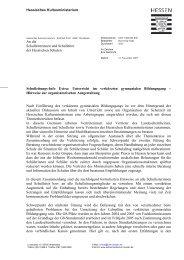 HKM Schulleitung Info-Extra - Landeselternbeirat von Hessen