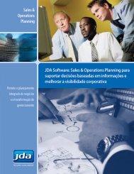 Brochura S&OP - Otimis - Supply Chain Intelligence
