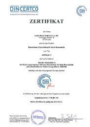 ANTIGUA H DINplus Zertifikat (PDF, 757 kB) - Leda
