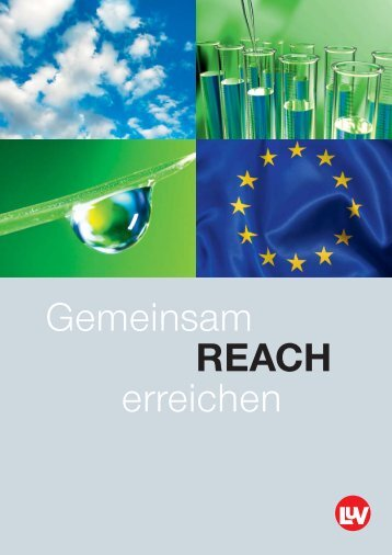 Gemeinsam REACH erreichen - Lehmann & Voss & Co.