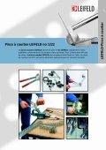 de la pratique pour la pratique - Heinrich Leifeld GmbH - Page 5