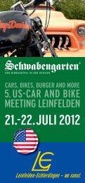 5 us-car and bike meeting leinfelden - in Leinfelden-Echterdingen