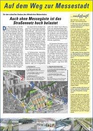 Das Hauptproblem: der Straßenverkehr - in Leinfelden-Echterdingen