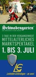 1. BIS 3. JULI - in Leinfelden-Echterdingen