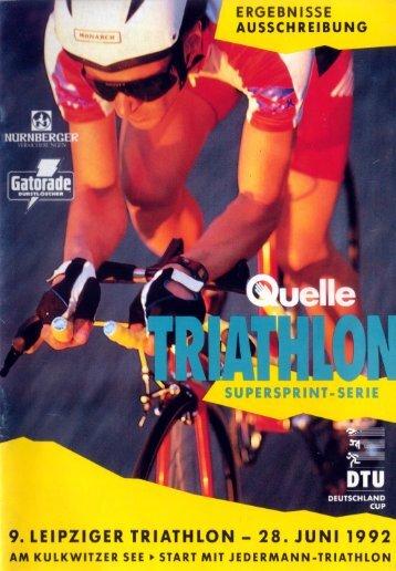 PDF (Ergebnisheft) - Leipziger Triathlon