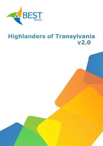Highlanders of Transylvania v2.0 - BEST Brasov
