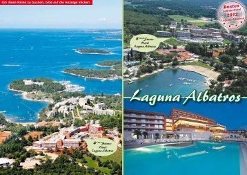 4****Sterne- Hotel Laguna Albatros 4****Sterne - LEITNER Reisen