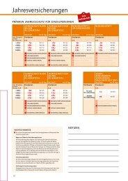 Jahresversicherungen-Produktbuch - LEITNER Reisen