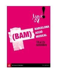 Premsa - Ajuntament de Barcelona
