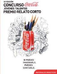 materiales didácticos - Coca-Cola