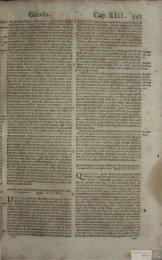Genefis . ' Gap. X I 1 1 . 34 ^ - Biblioteca Digital Floridablanca