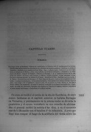 Capítulo Cuarto - Bicentenario
