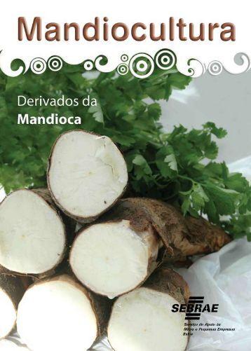 Mandiocultura: derivados da mandioca - OIT/Cinterfor
