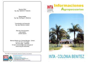 Cultivo de mandioca Productores.pdf - INTA