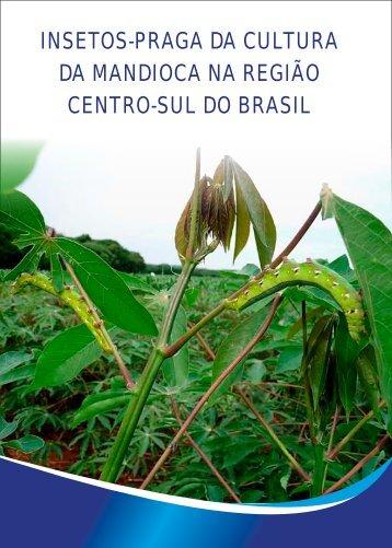 insetos-praga da cultura da mandioca na região centro ... - Unioeste