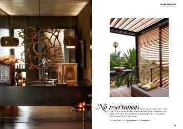 No reservations - Pdarchitect.co.za