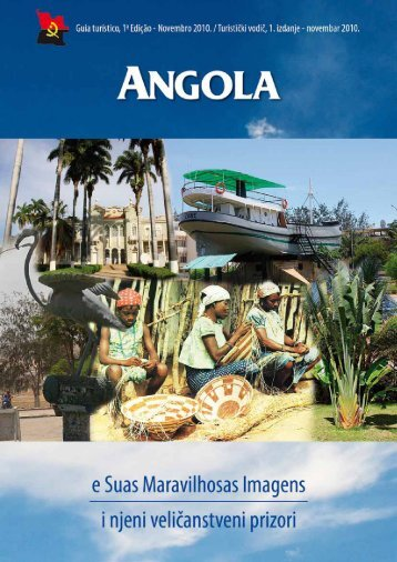 Guia turístico, 1a Edição - Novembro 2010. / Turistički vodič, 1 ...