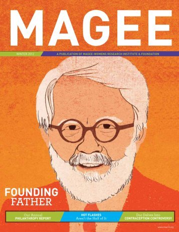 FOUNDING FATHER - Magee-Womens Research Institute