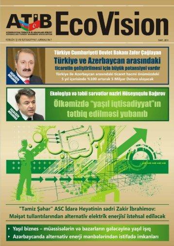 BİznEs TƏKLİFLƏRİ - ATİB