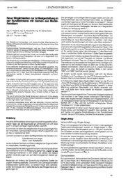Neue Möglichkeiten zur Artikelgestaltung in der ... - Lenzing