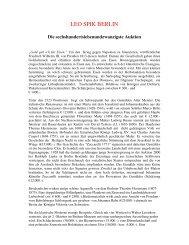 Pressebericht - LEO SPIK Auktionen