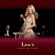 Getränkekarte - Leo's