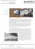 Welt des Flüchtigen - Leopold Museum - Page 5