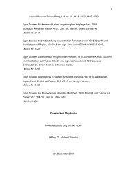 Dossier Karl Mayländer - Bundesministerium für Unterricht, Kunst ...