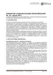 Januar 2011 - Arbeitskreis SchuleWirtschaft Vogtland