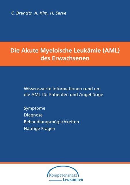 Die Akute Myeloische Leukämie - Leukämiehilfe RHEIN-MAIN geV