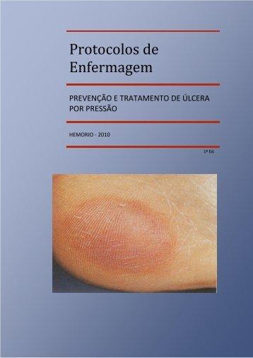 prevenção e tratamento de úlcera por pressão - Hemorio