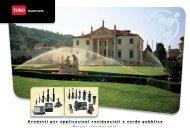 Irrigazione TORO - Uninvest