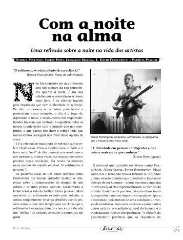 20 - com a noite na alma.pdf - Portal PUC-Rio Digital - PUC-Rio